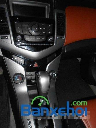 Auto Trường Thành bán ô tô Daewoo Lacetti sản xuất 2010, màu đen giá 475Tr-4