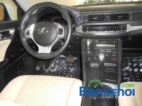 Auto 455 bán xe Lexus CT 200H đời 2013, màu trắng đã đi 18000 km-9