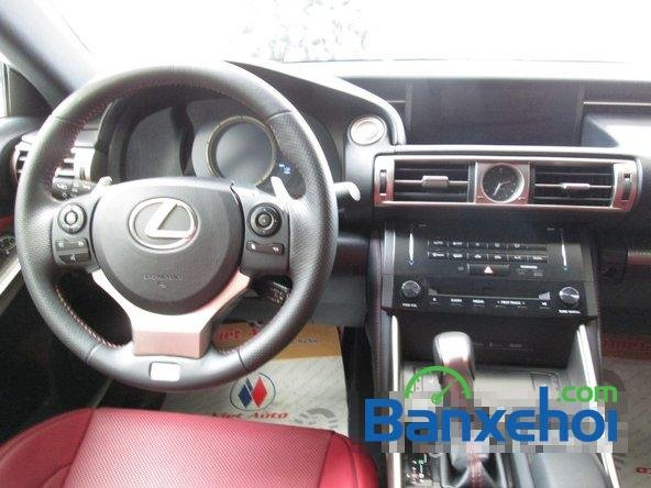Việt Auto cần bán Lexus IS 250 đời 2014, màu trắng, nhập khẩu-7