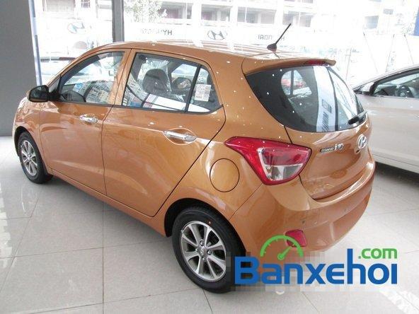 Bán xe Hyundai i10 đời 2015,  xe đang có sẵn, giao xe ngay-4