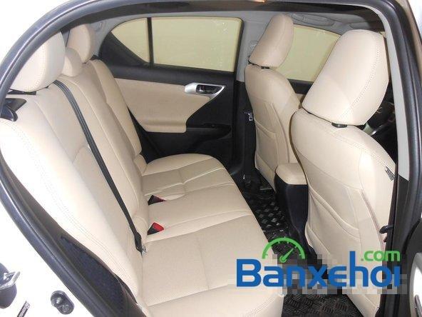 Auto 455 bán xe Lexus CT 200H đời 2013, màu trắng đã đi 18000 km-10