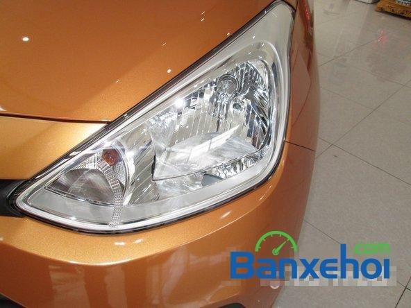 Bán xe Hyundai i10 đời 2015,  xe đang có sẵn, giao xe ngay-2