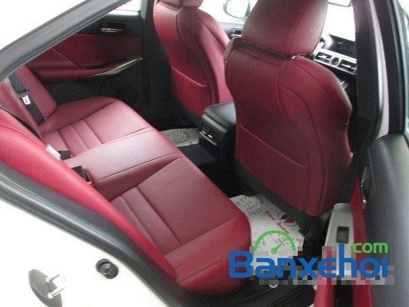 Việt Auto cần bán Lexus IS 250 đời 2014, màu trắng, nhập khẩu-10