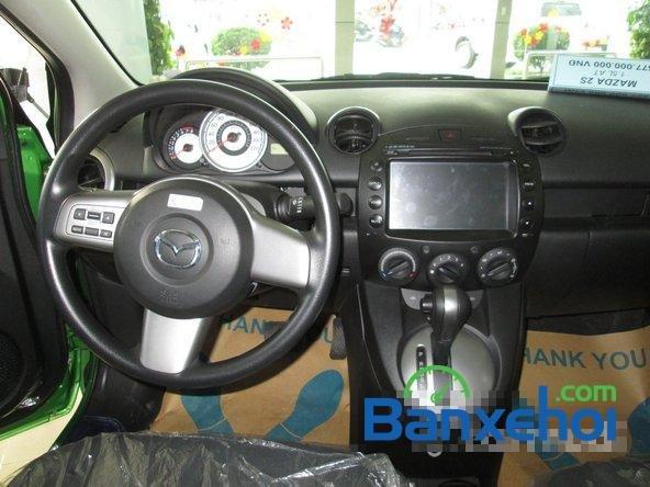 Mazda Giải Phóng cần bán xe Mazda 2 2015, giá 577Tr-7