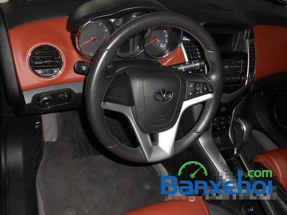 Auto Trường Thành bán ô tô Daewoo Lacetti sản xuất 2010, màu đen giá 475Tr-6