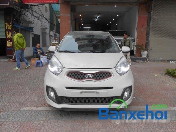Bảo Việt Auto cần bán xe Kia Morning năm 2013 đã đi 10000 km, giá bán 420Tr-0