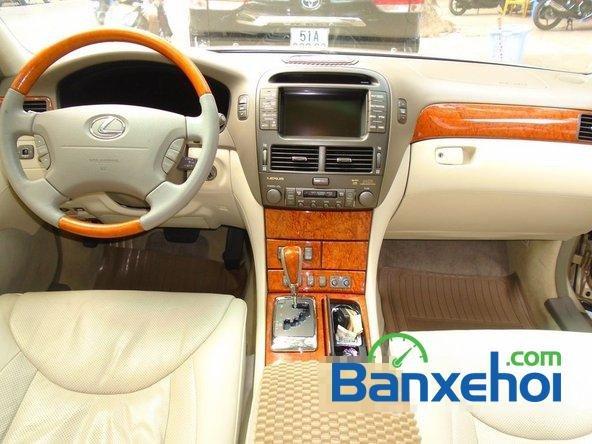 Cần bán Lexus LS 430  đã đi 63800 km-7