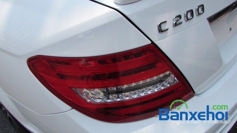 Vạn Lộc auto bán ô tô Mercedes 200 đời 2014, màu trắng đã đi 10000 km, nhập khẩu-4
