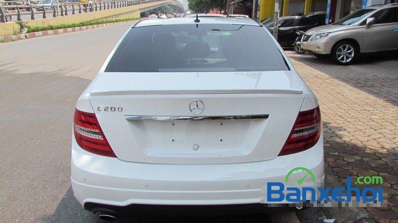 Vạn Lộc auto bán ô tô Mercedes 200 đời 2014, màu trắng đã đi 10000 km, nhập khẩu-3