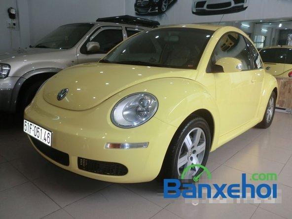 Cần bán Volkswagen Beetle đời 2009 - Xe đang có sẵn, giao xe ngay-1