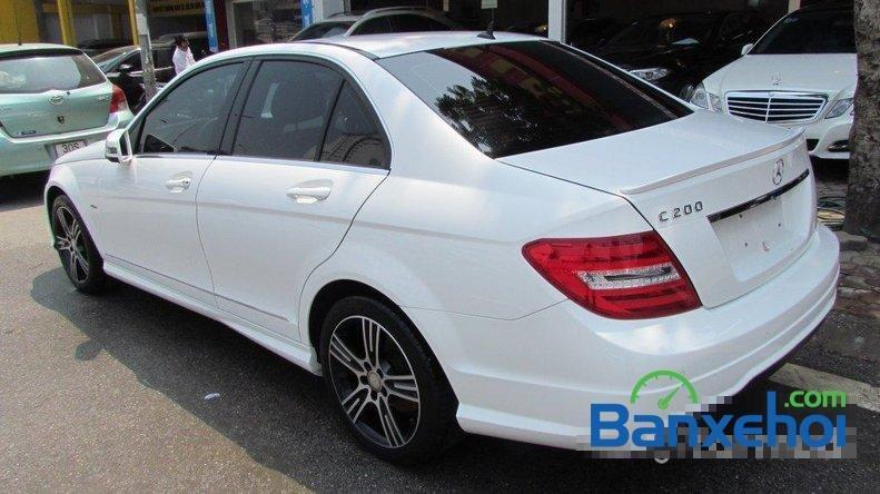 Vạn Lộc auto bán ô tô Mercedes 200 đời 2014, màu trắng đã đi 10000 km, nhập khẩu-2