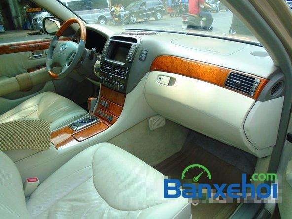 Cần bán Lexus LS 430  đã đi 63800 km-6
