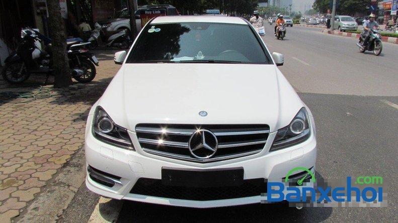 Vạn Lộc auto bán ô tô Mercedes 200 đời 2014, màu trắng đã đi 10000 km, nhập khẩu-0