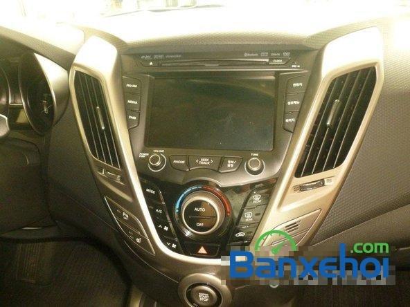 Hyundai Veloster 1.6AT, xe cũ 2011-9