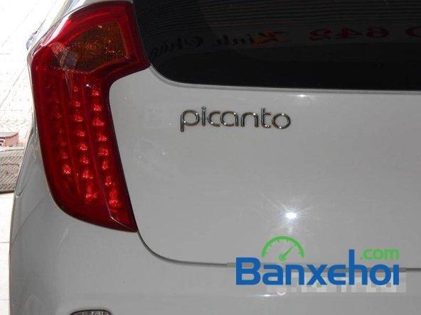 Cần bán xe Kia Picanto cũ, màu trắng, giá 425Tr-10