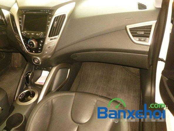 Hyundai Veloster 1.6AT, xe cũ 2011-6
