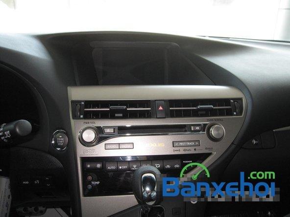 Bán Lexus RX 350 đời 2014, màu đen-5