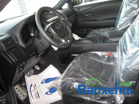Bán Lexus RX 350 đời 2014, màu đen-2