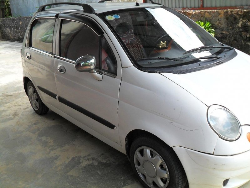 Bán xe Daewoo Matiz  2005 cũ tại Ninh Bình giá 110 Triệu-2