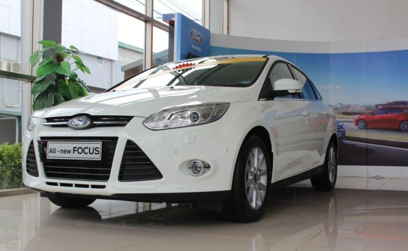 Bán xe Ford Fiesta sedan 2014 mới tại Đà Nẵng giá 579 Triệu-2