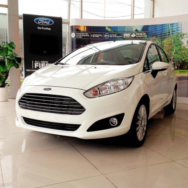 Bán xe Ford Fiesta sedan 2014 mới tại Đà Nẵng giá 579 Triệu-4