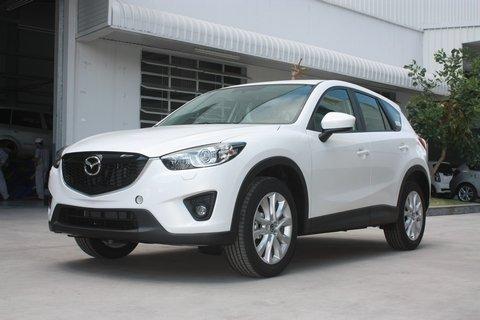 Bán xe Mazda CX 5 FWD 2014 mới tại Hà Nội giá 1 Tỷ 84 Triệu-0