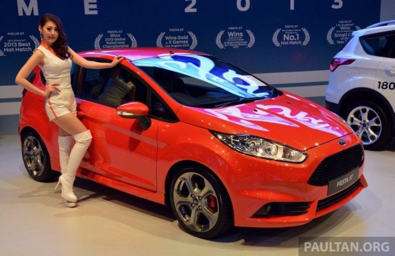 Bán xe Ford Fiesta B 2015 mới tại Hà Nội giá 540 Triệu-0
