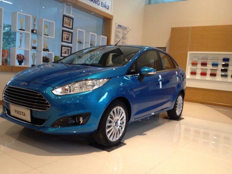 Bán xe Ford Fiesta B 2015 mới tại Hà Nội giá 540 Triệu-3