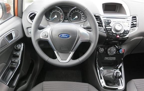 Bán xe Ford Fiesta B 2015 mới tại Hà Nội giá 540 Triệu-11