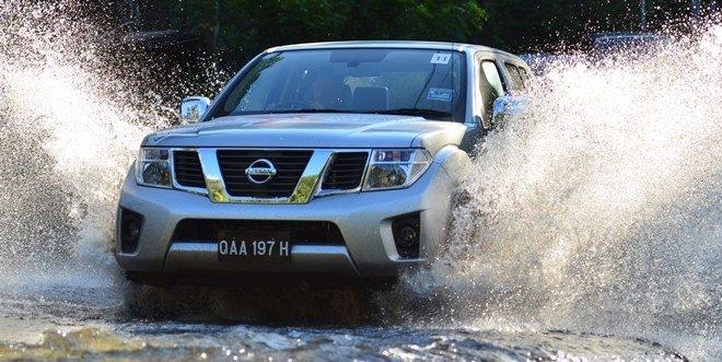 Bán xe Nissan Navara  2014 mới tại Hà Nội giá 600 Triệu-1