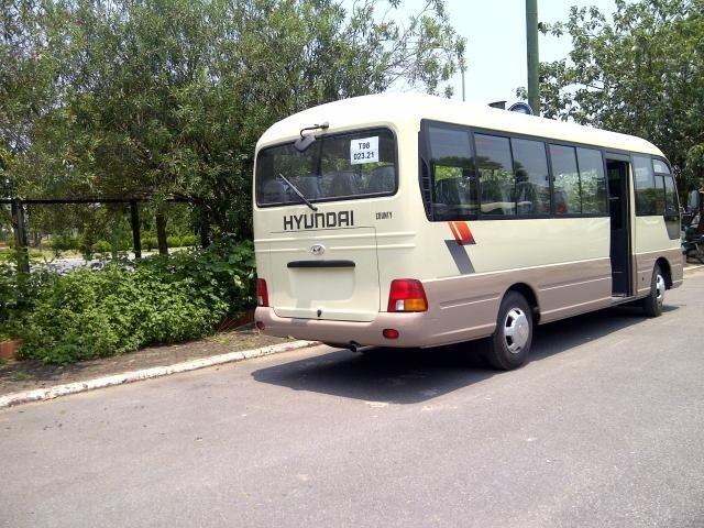 Bán xe Hyundai County CK 2014 mới tại Hà Nội giá 1 Tỷ 340 Triệu-0