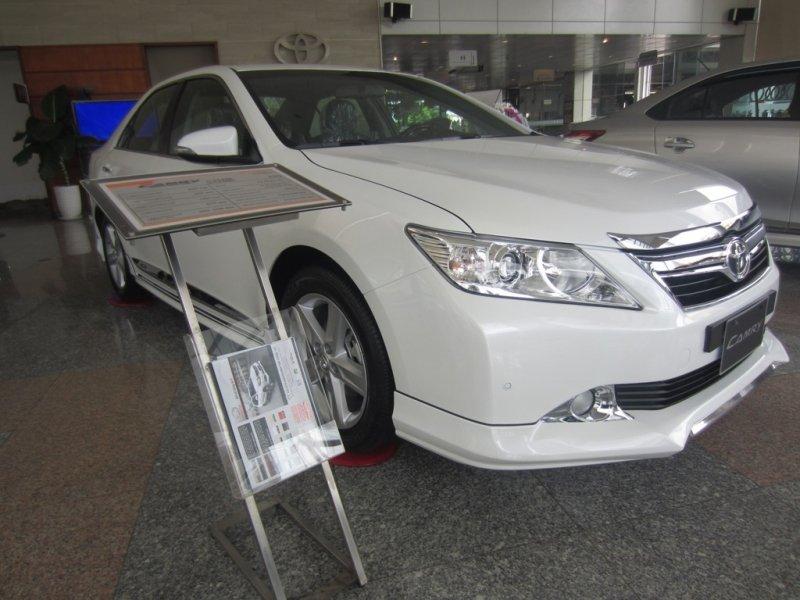 Bán xe Toyota Camry 2.5Q 2014 mới tại TP HCM giá 1 Tỷ 292 Triệu-2