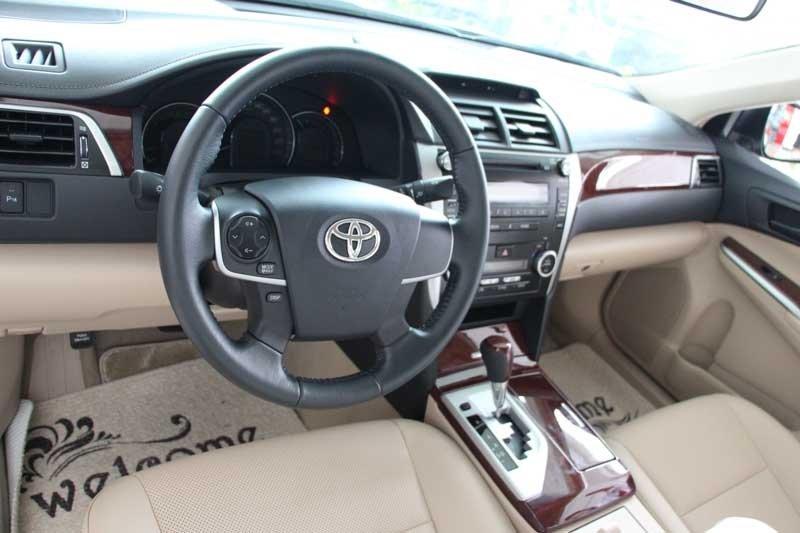 Bán xe Toyota Camry  2014 mới tại Hà Nội giá 969 Triệu-2