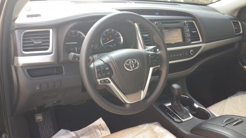 Bán xe Toyota Highlander LE XE MỸ  2014 mới tại Hà Nội giá Thỏa Thuận-5