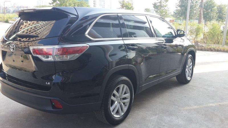 Bán xe Toyota Highlander LE XE MỸ  2014 mới tại Hà Nội giá Thỏa Thuận-3
