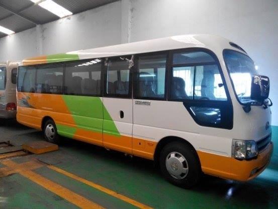Bán xe Hyundai County xe khách  2014 mới tại TP HCM giá 129 Triệu-1