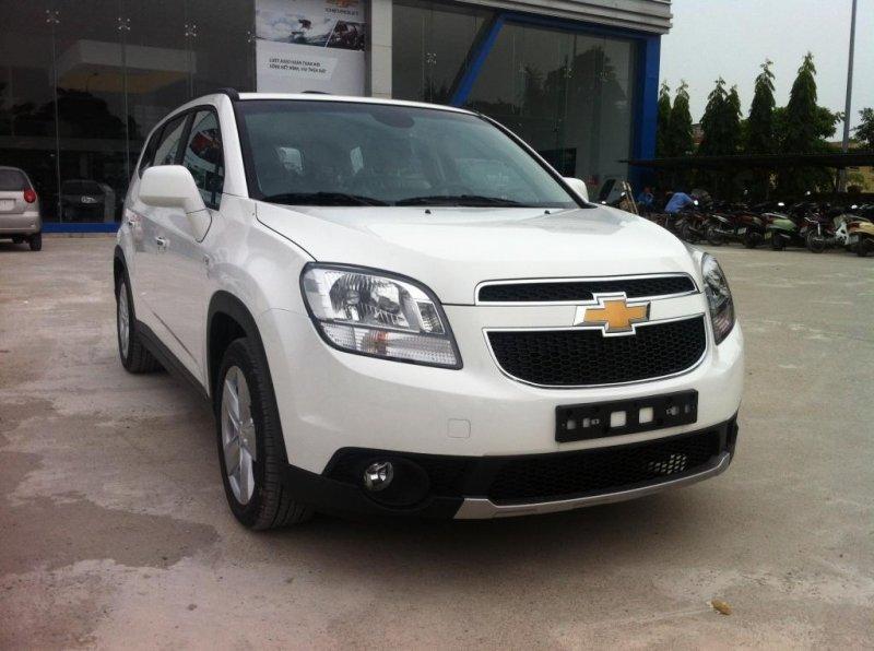 Bán xe Chevrolet Orlando  2014 mới tại Hà Nội giá 729 Triệu-0