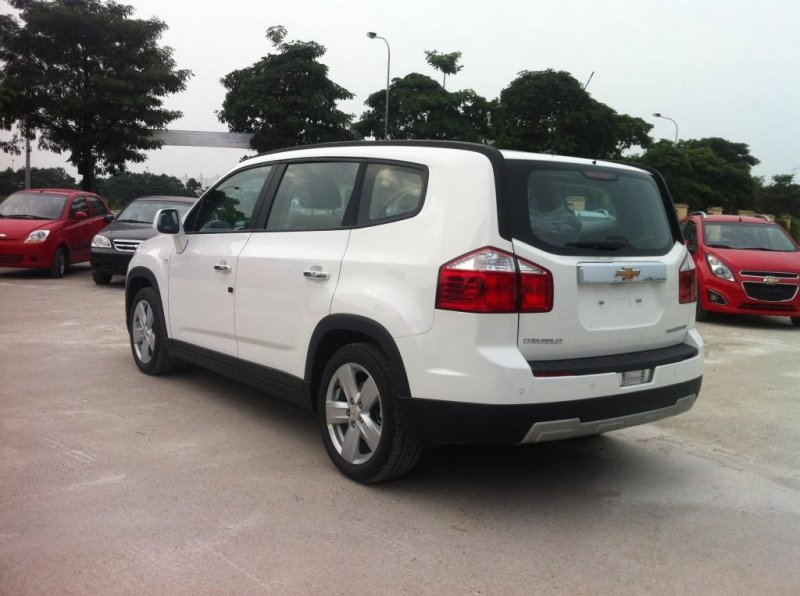 Bán xe Chevrolet Orlando  2014 mới tại Hà Nội giá 729 Triệu-3