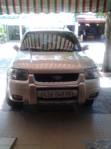 Bán xe Ford Escape  2002 cũ tại Đà Nẵng giá 250 Triệu-3