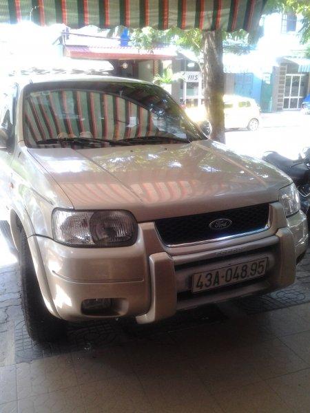 Bán xe Ford Escape  2002 cũ tại Đà Nẵng giá 250 Triệu-1