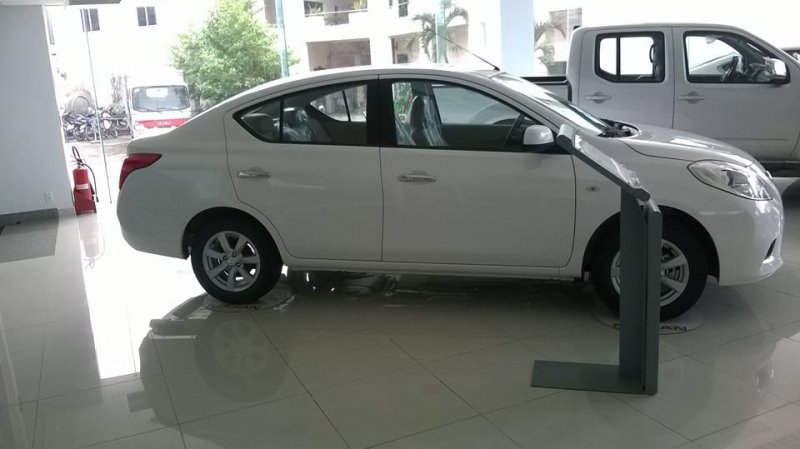 Bán xe Nissan Sunny  2014 mới tại TP HCM giá 545 Triệu-0