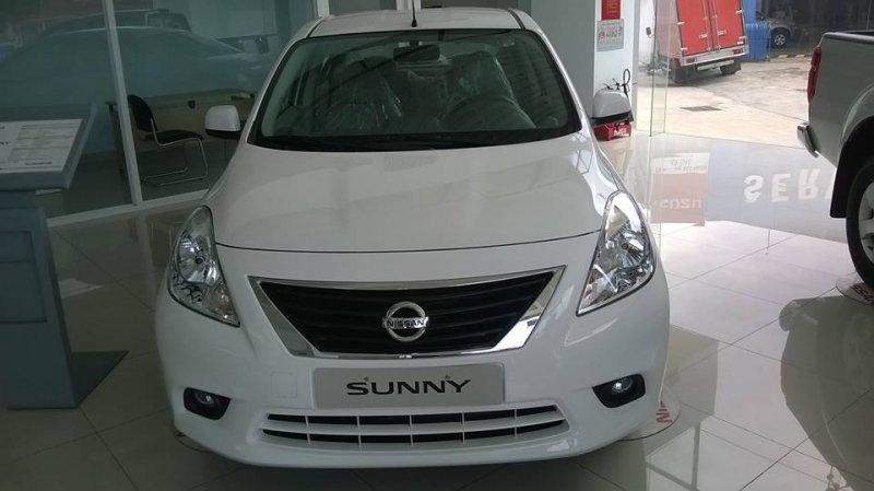 Bán xe Nissan Sunny  2014 mới tại TP HCM giá 545 Triệu-6