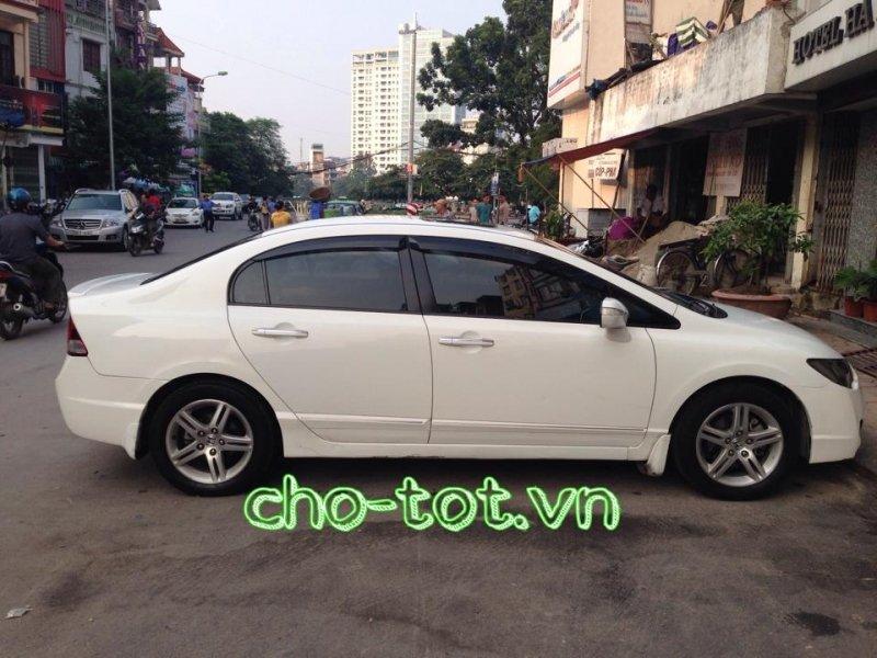 Bán xe Honda Civic  2011 cũ tại Hà Nội giá 610 Triệu-1