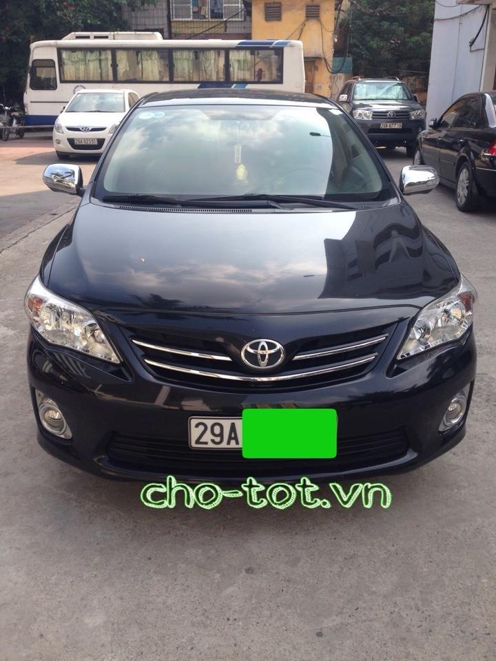 Bán xe Toyota Corolla altis  2011 cũ tại Hà Nội giá 750 Triệu-1