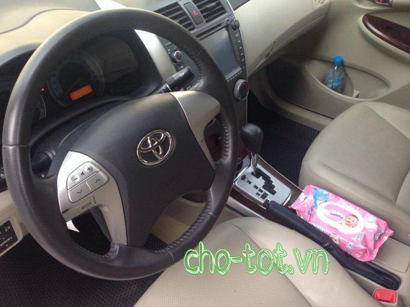 Bán xe Toyota Corolla altis  2011 cũ tại Hà Nội giá 750 Triệu-2