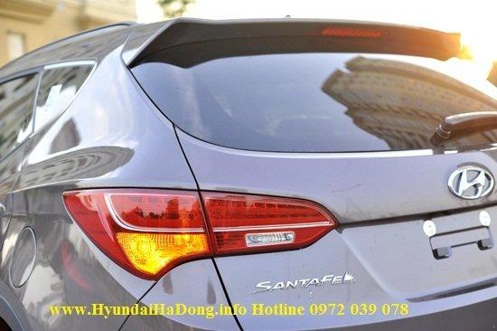 Bán xe Hyundai Santa Fe  2014 mới tại Hà Nội giá 1 Tỷ 365 Triệu-7