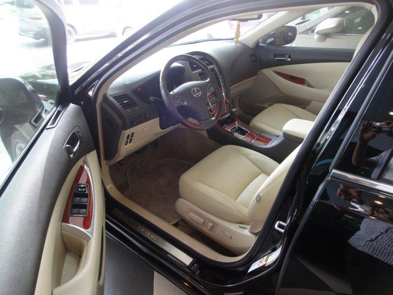 Bán xe Lexus ES 350 2009 cũ tại Hà Nội giá 1 Tỷ 780 Triệu-4
