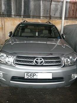 Bán xe Toyota Fortuner 2.7 V 2010 cũ tại TP HCM giá 750 Triệu-0