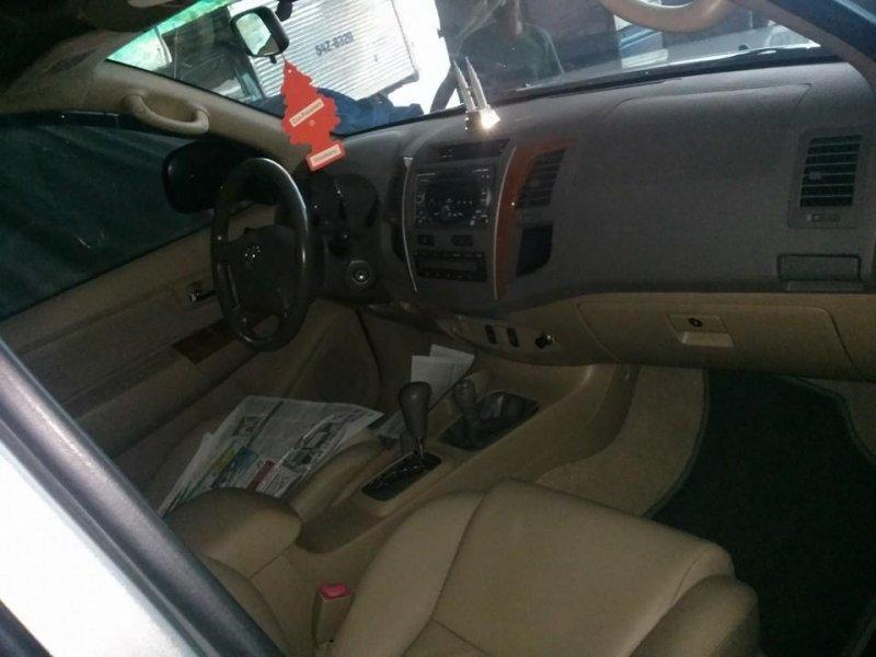 Bán xe Toyota Fortuner 2.7 V 2010 cũ tại TP HCM giá 750 Triệu-6