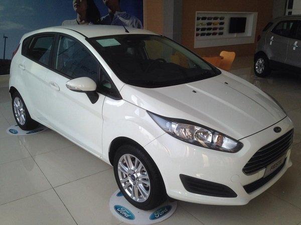 Bán xe Ford Fiesta 1.0 AT 2014 mới tại Hà Nội giá 614 Triệu-0